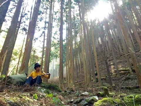 森の歌会 vol.19 あの山に登ろう