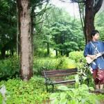 ★野外フェスで行う森の歌会!5/21(土)「Natural High!」@山梨県道志村