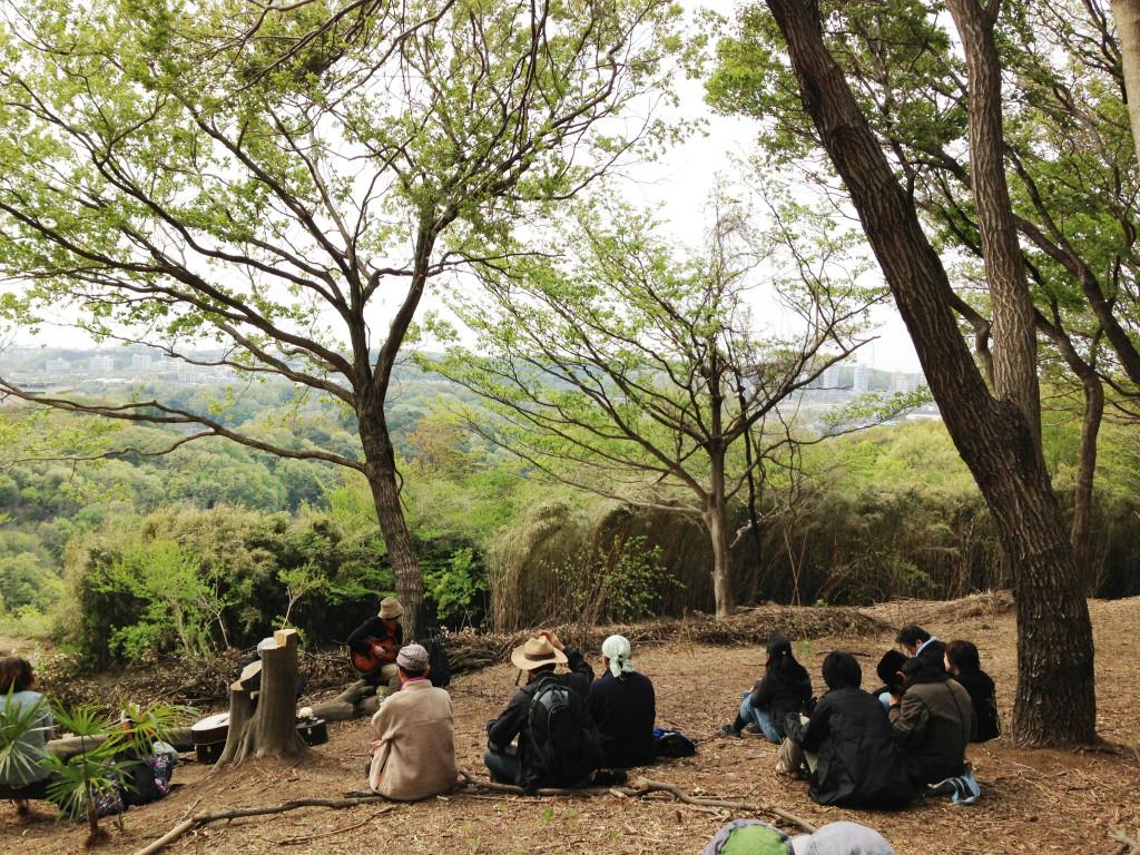 森カフェコンサート