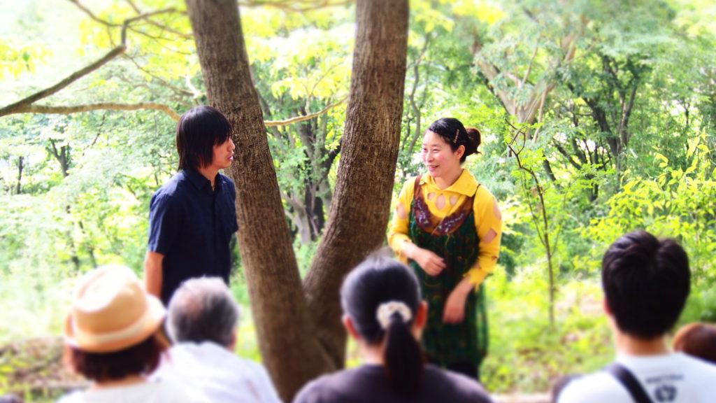 森の演劇1