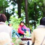 野草への愛と、森の生き方を伝える。レポート「ハーブ王子と森の歌会」