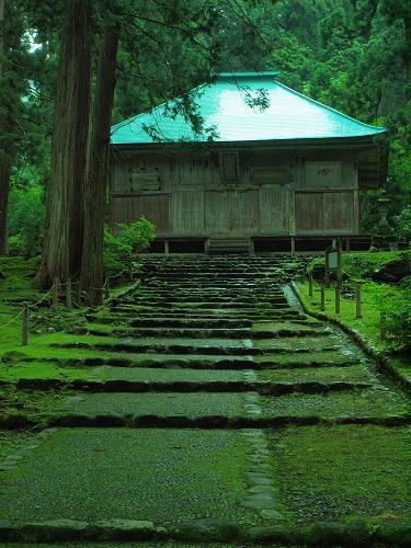 平泉寺本殿