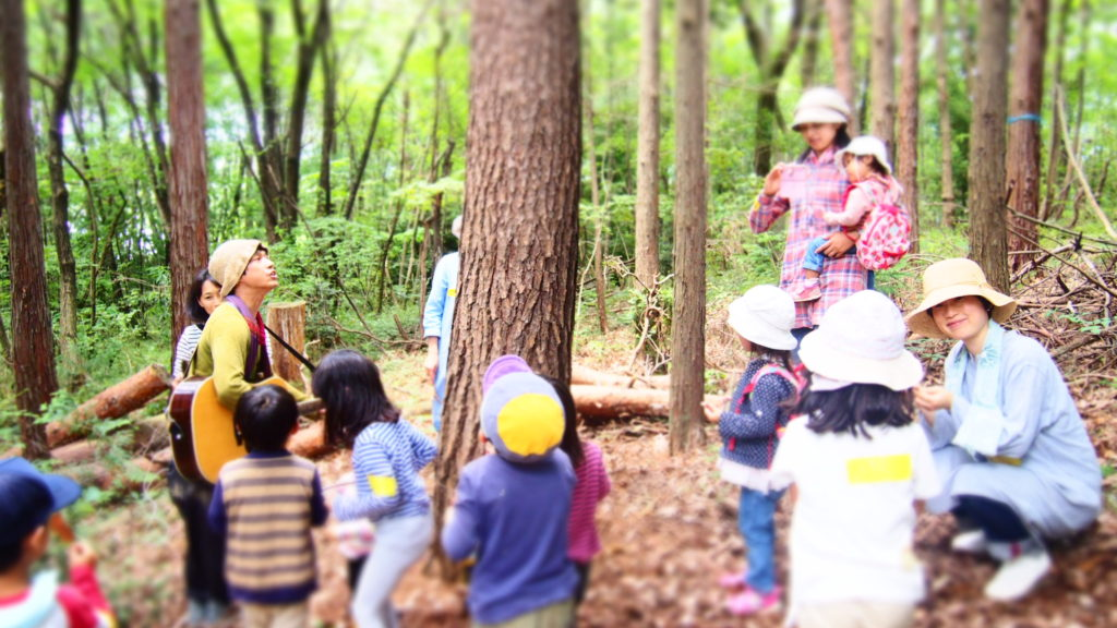 木とコミュニケーション