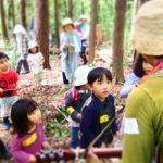 子どもだって考える。森と生きていくこと.「山梨県の森の旅~七里岩の森のようちえん編」@韮崎市