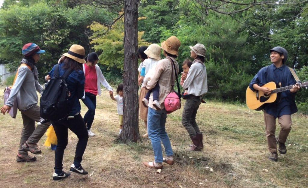 6/29(金)森のおんがくたい ホップくんの歌