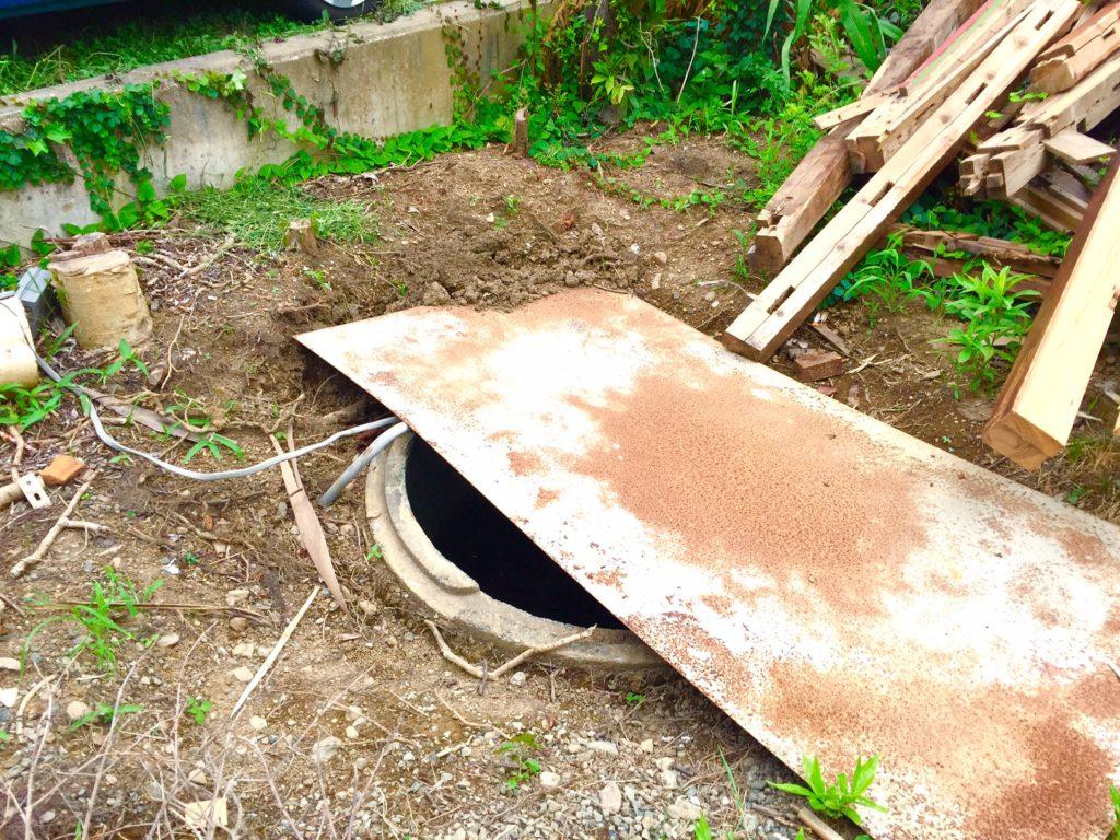 井戸もあります。
