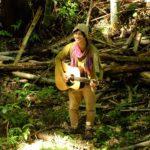 きらめ樹間伐と森の歌会。