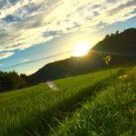 日本には美しい村がある。森の旅73日目、8/16(火)茨城県久慈群大子町。