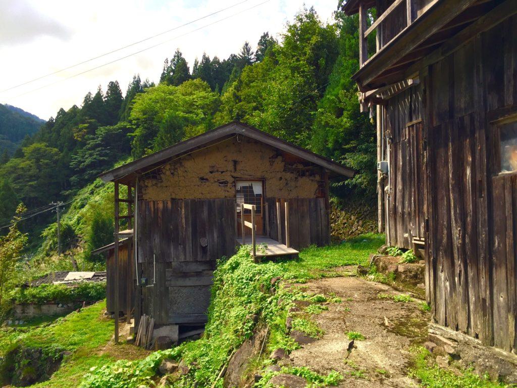小原 古民家。