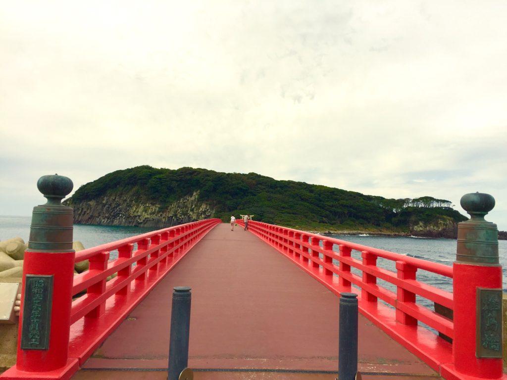 雄島の橋。