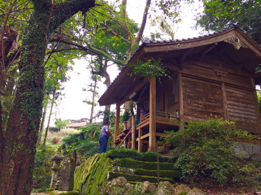 熊野神社 下の宮