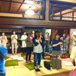 【演奏動画あり】臼杵市議奥田富美子さんと臼杵市の人達。10/21(金)森の旅139日目。