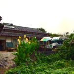 臼杵市で出会った二組の家族の生き方が面白い。10/22(土)森の旅140日目。