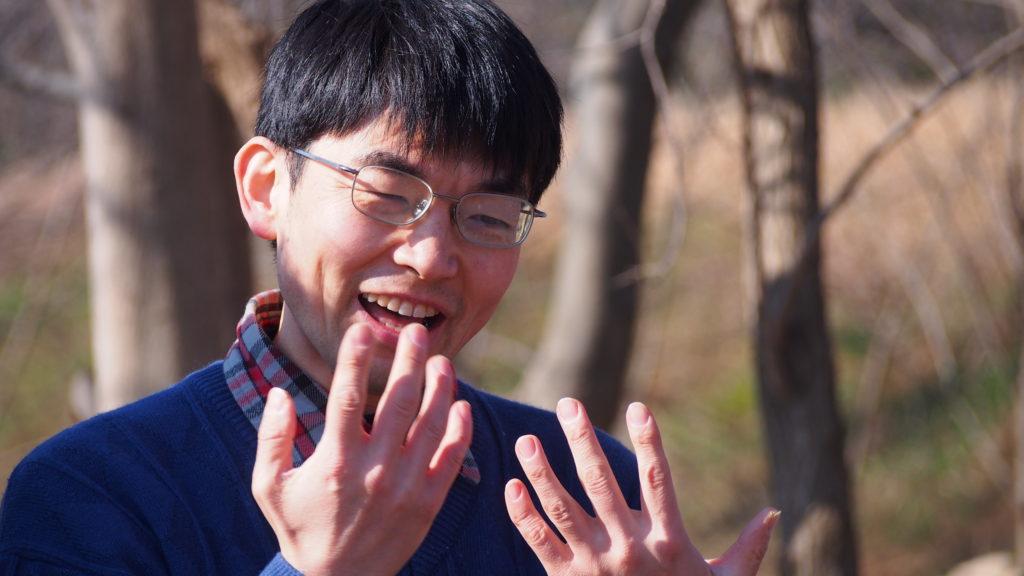 参加者の笑顔2