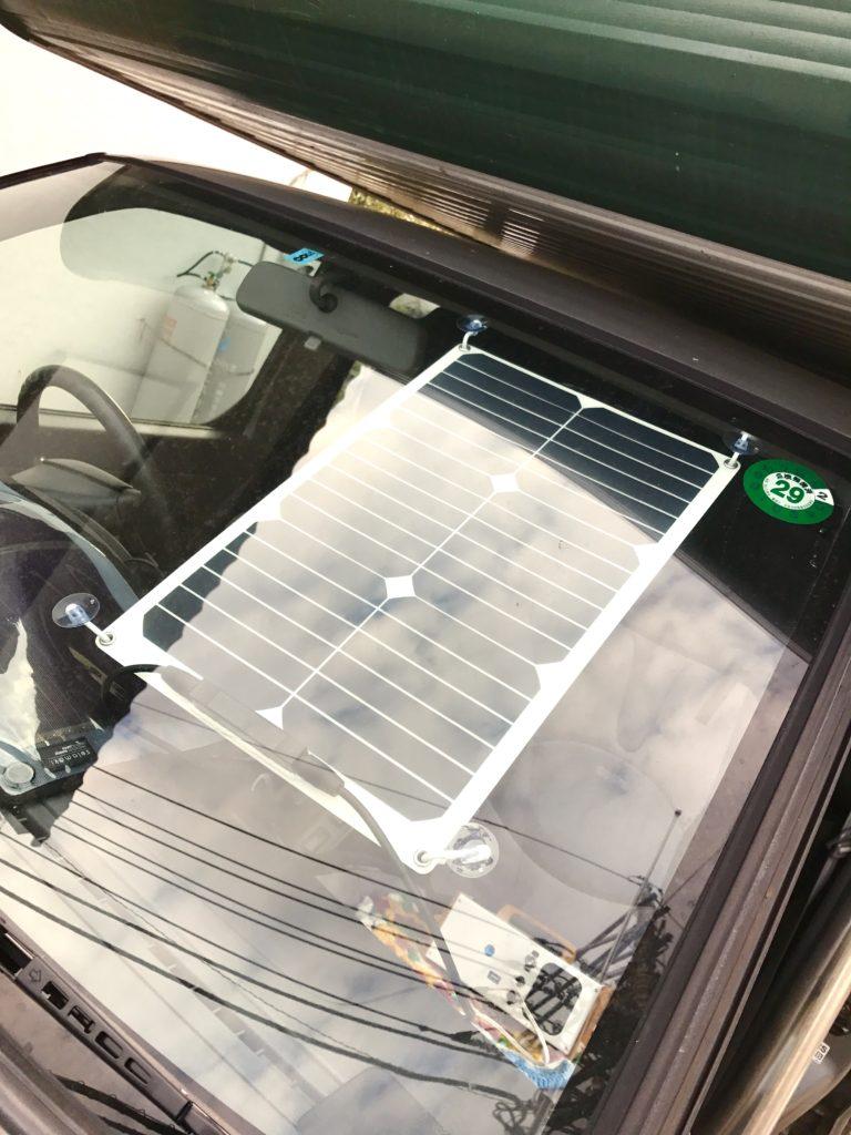 ソーラーパネル3