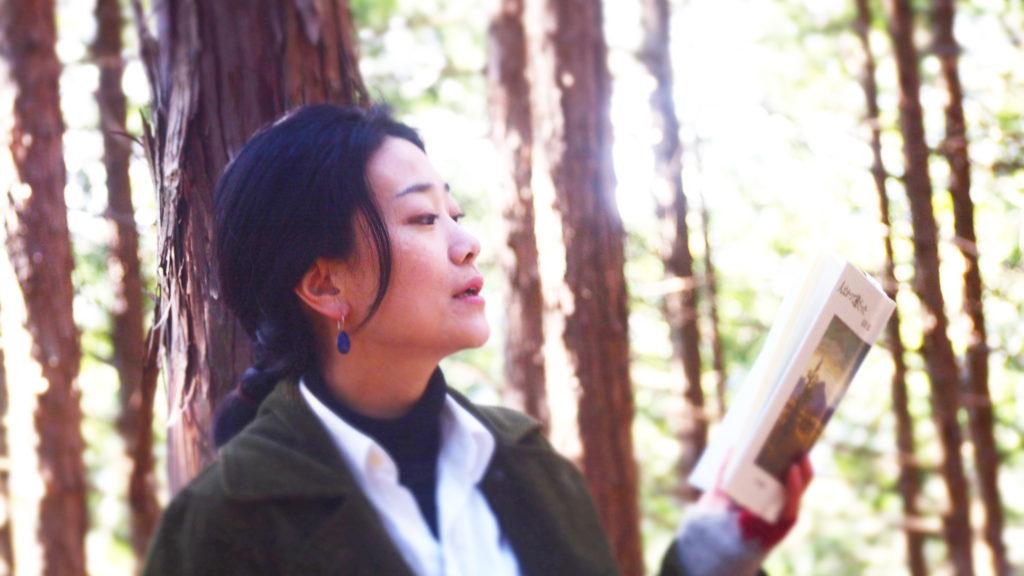 上野アサさん朗読。