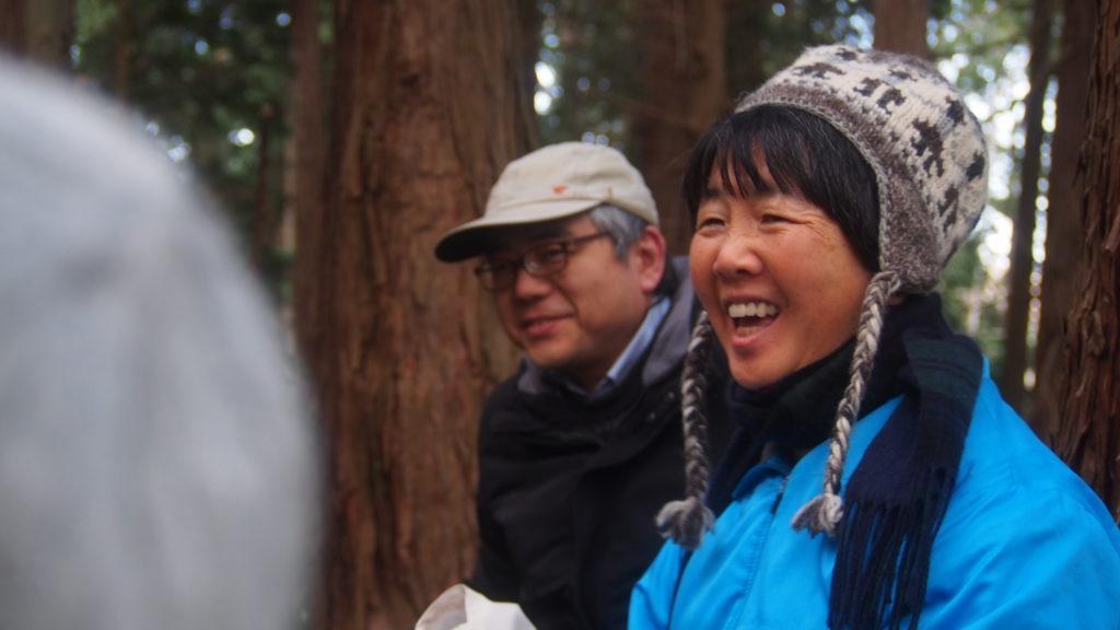 参加者の顔1