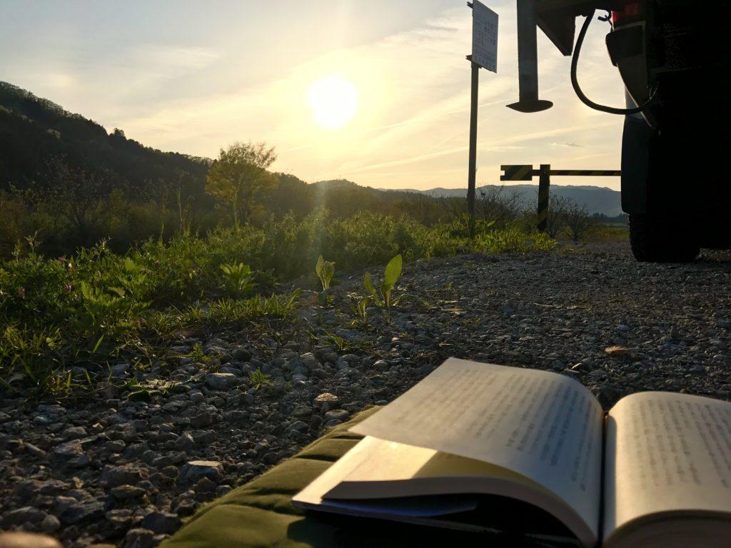 本を読む。