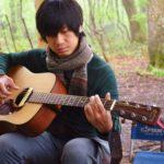 限られた時間の中で最高の演奏を。森のフィールドレコーディング1日目。福井県大野市。