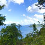 地球の道のある森へ「丹後海と星の見える丘公園」京都府宮津市