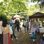 その森にぞくぞく集まる。相生山徳林寺。キャンピングカーで森の旅371日目@名古屋市