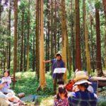 【演奏動画あり】きらめ樹の森に親子で行こう@レポート、ごてんば森のごろんコンサート