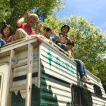 不登校を選んだ子ども達の勢いがすごい!五風十雨農場でごろんコンサート。山梨県白州。