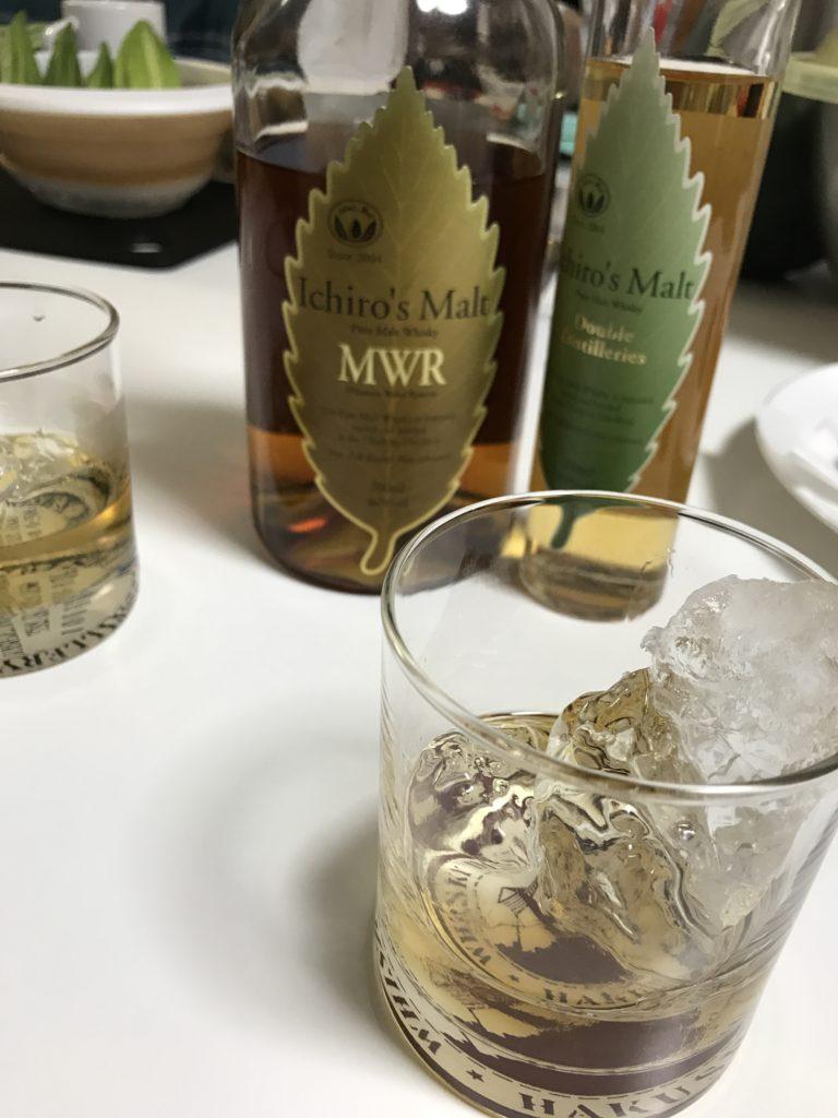 ウイスキー。