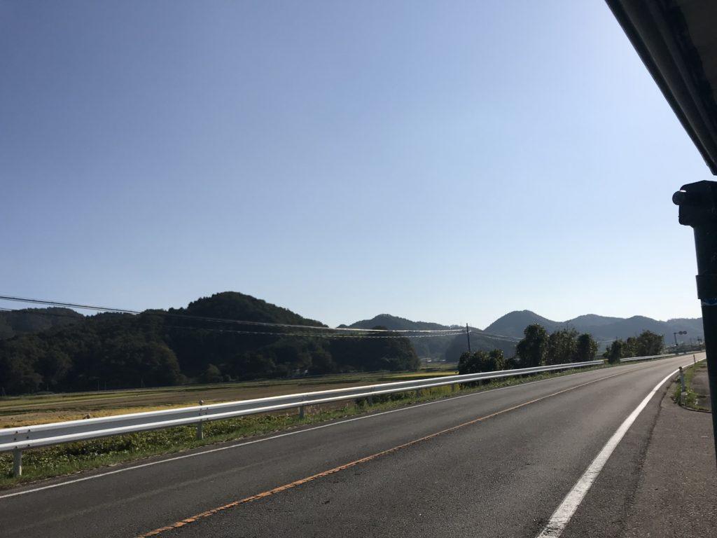 東北の山々。