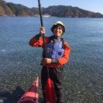 アラスカを目指して、釜石市でシーカヤック体験!キャンピングカーで森の旅503日目。