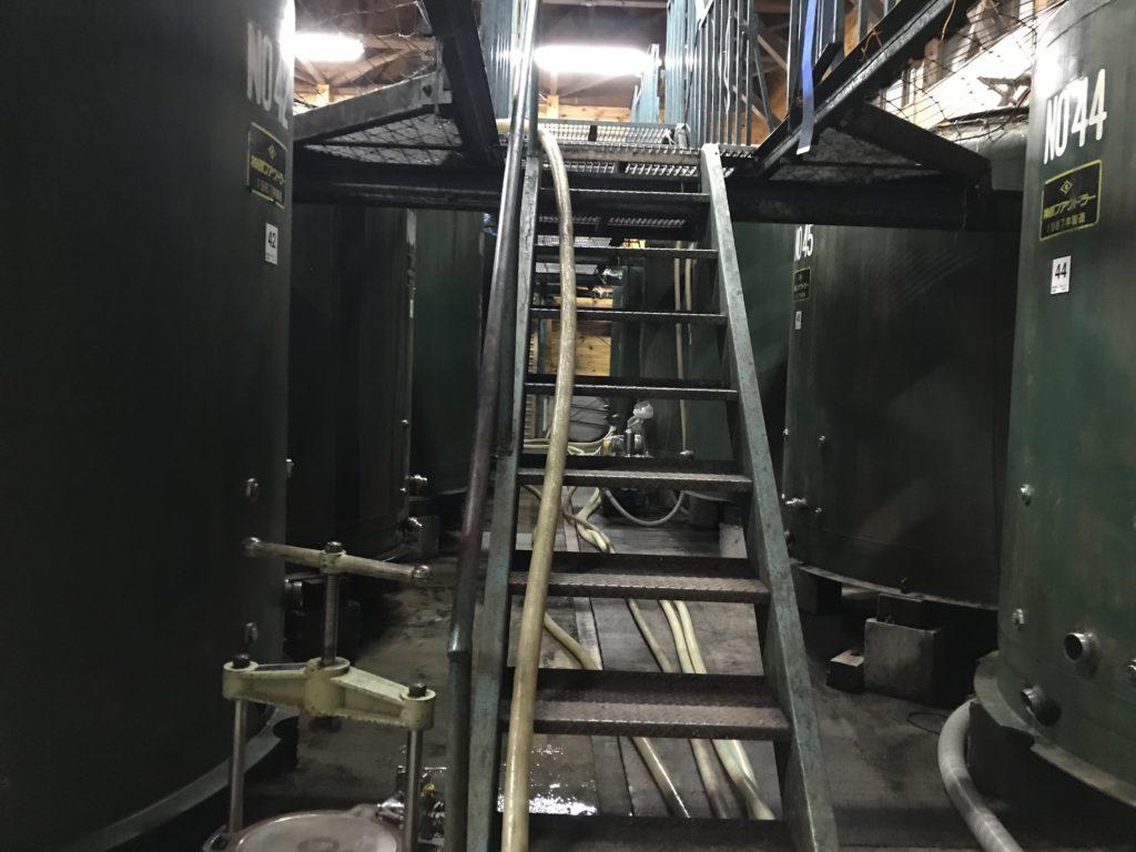発酵の機械。