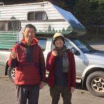被災地に地球の家を作る。山田周生さんを訪ねて。キャンピングカーで森の旅502日目、岩手県釜石市。