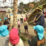 原風景を作る幼稚園保育園巡り!木と仲良くなるコンサート!@大分県