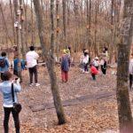 森のシンガーソングライター版、森のようちえん!レポート「森の歌ピクニック@つみきの森」