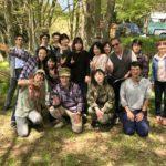 森林セラピストという仕事!レポート「栗灰遊び」@大分市森のごはんや